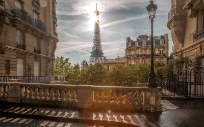 For Love of Paris