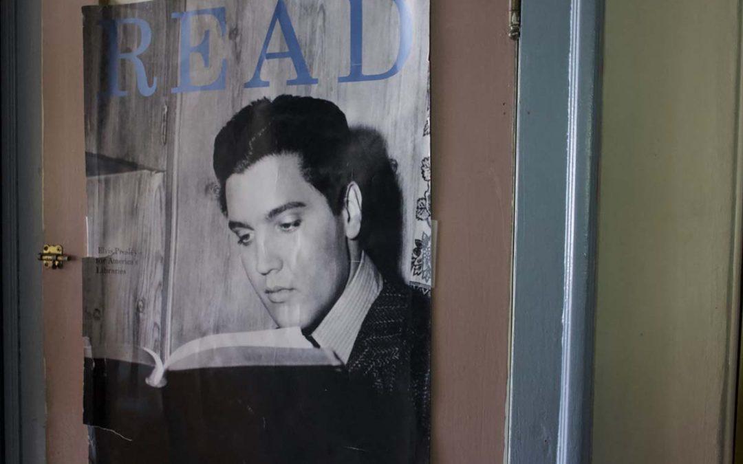Elvis Has Never Left the Building