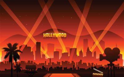 Three Hollywood Novels