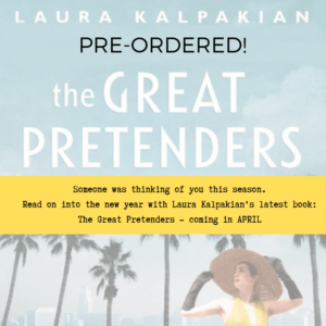 gift receipt for the great pretenders by laura kalpakian