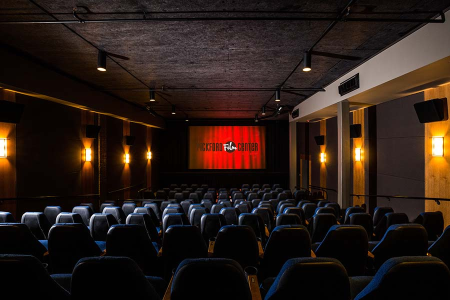 """""""A darkened theatre was our favorite place on earth."""""""