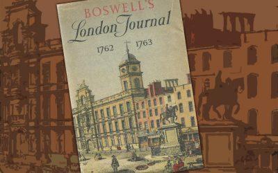 Boswell's London Journal