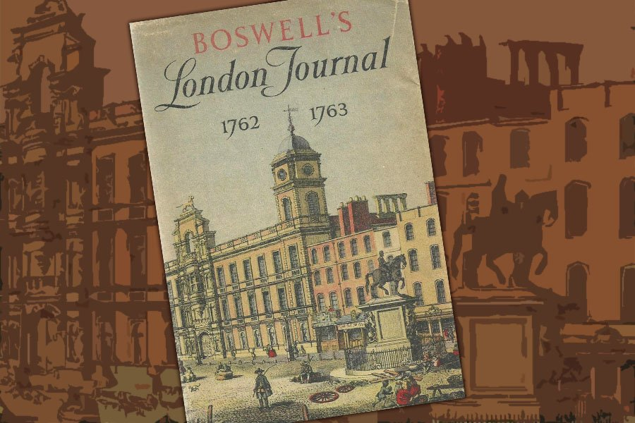 boswell's london diaries